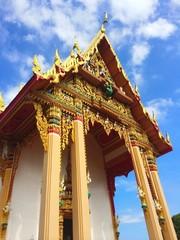 Domestic Thai Temple