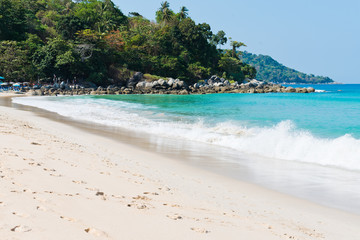 Beach in Phuket. Thailand