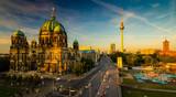 Berlin - widok na miasto