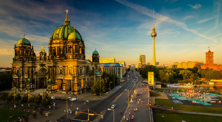 Berlin - city view