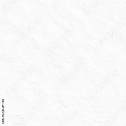 White paper sheet or plastered wall background or texture