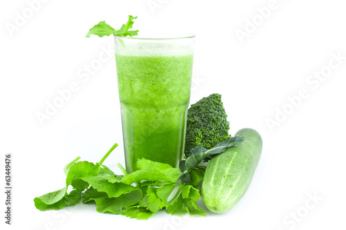 Smoothie juice mix vegetable