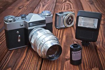 analoge Fotokamera