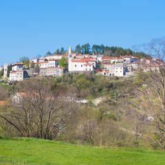 Village of Stanjel, Slovenia, Europe.