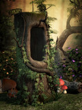 Mysterious Place poster