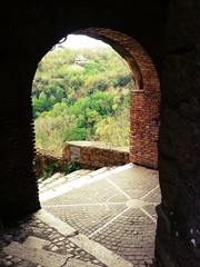 Antico arco di ingresso