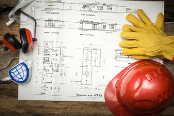 Builders Protective Work Wear