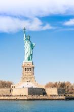 壁紙(ウォールミューラル) - Statue of Liberty - New York City