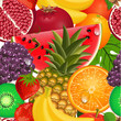 seamless texture juicy fruit