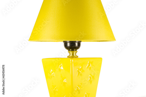 Yellow nightlight