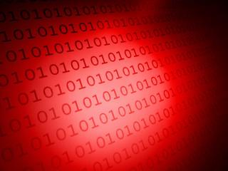 data stream, binary numbers