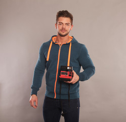 instant camera photographer