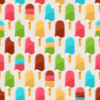 colorful ice creams - 2
