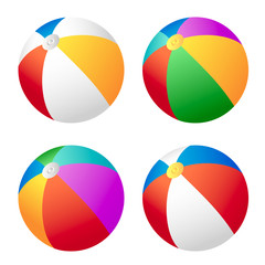 Beach ball set