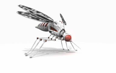 Cyber mosquito