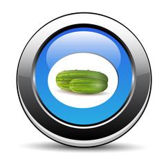 Icon cucumber