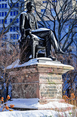 William Seward Statue, NYC