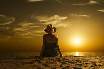 Silence Of Beach