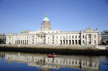 The Custom House, Dublin - Ireland
