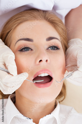 Dental Inspection