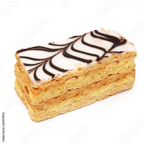 French pastry - mille-feuille / millefeuille
