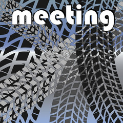 Meeting Reifenspuren