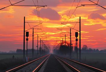 Railway, raolroad