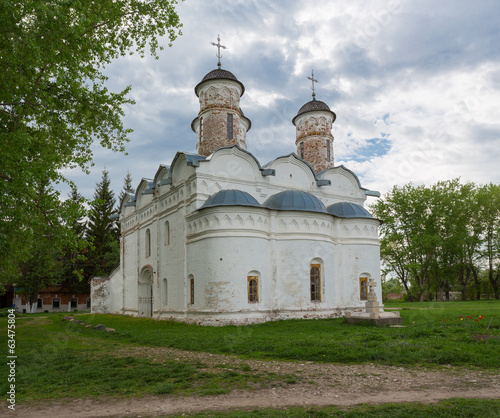 Rizopolozhensky cathedral in Suzdal