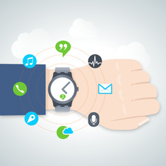 montre connectée - smart watch - 9