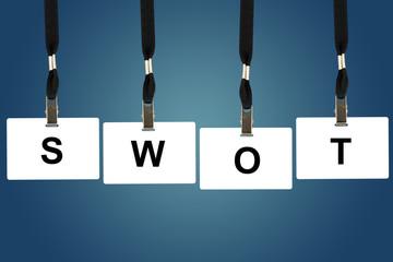 SWOT analysis word