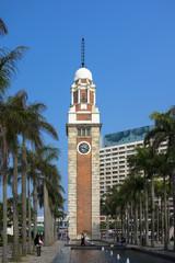 香港の尖沙咀鐘楼