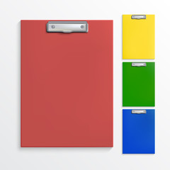 Realistic clipboards