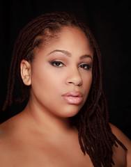 black woman headshot