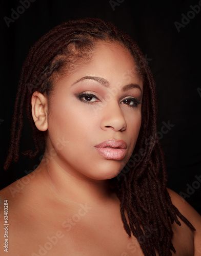 black woman headshot