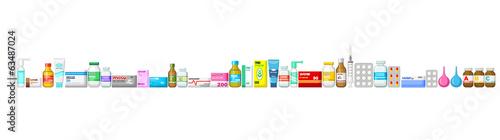 Banner pharmacy, medicine. - 63487024