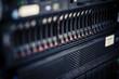 Leinwanddruck Bild - Storage server