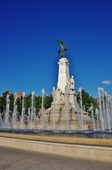 Digione, fontana - Francia.