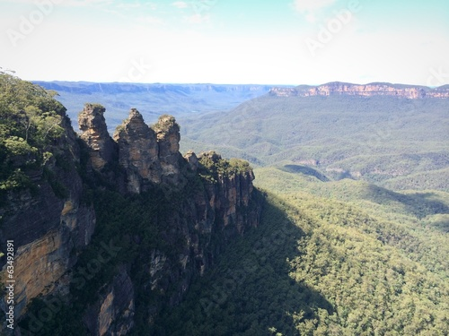 Three Sisters, Blue Mountains, NSW, Australia