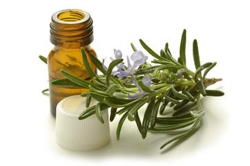 Rosemary essential oil Olio essenziale di rosmarino
