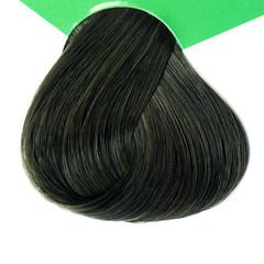 hair sample. macro