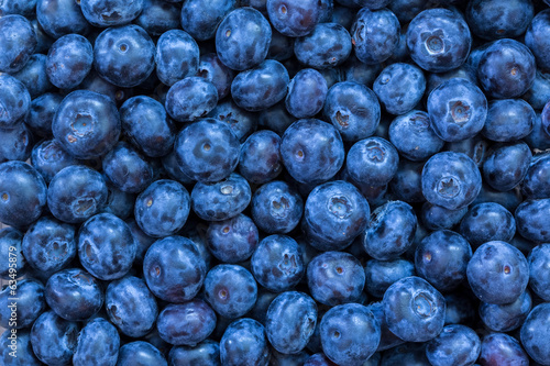 Blueberries - 63495879