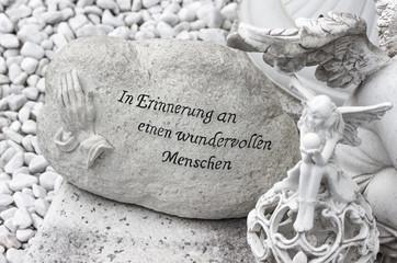 Trauer - Erinnerung - Tod