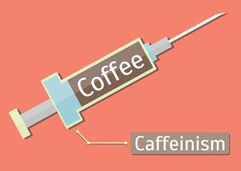 coffee syringe