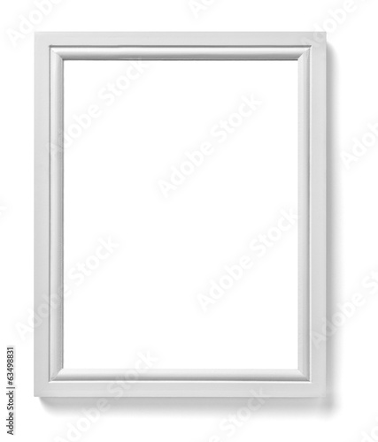 white frame wood background image