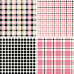 seamless_checked_pink