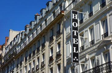Hôtel trois étoiles à Paris