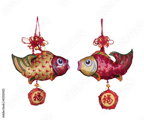 Chinese Gold fish for new year