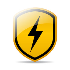 Bolt vector symbol