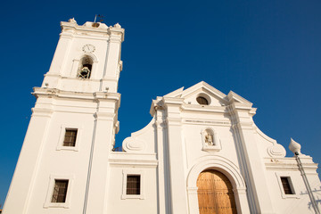 Cathedral of Santa Marta, Colombia