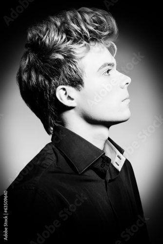 profile portrait
